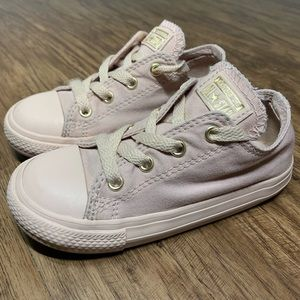 CONVERSE ALL STAR •dusty pink•